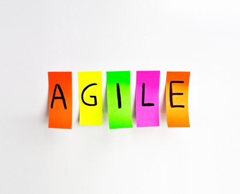 Agile B2B marketing