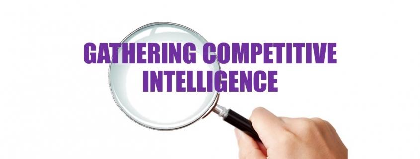 Gathering Competitive Intelligence