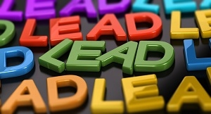 B2B marketing leads