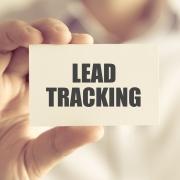 Marketing lead tracking