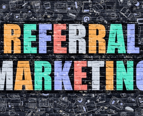 B2B Referral Marketing